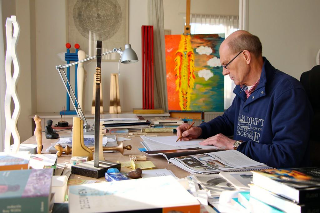 Pieter Kortekaas - Kunstenaar