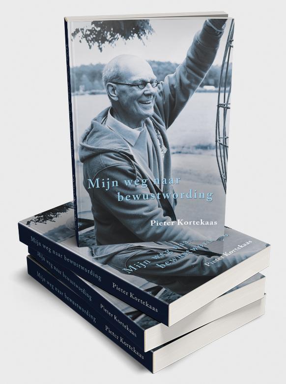Nieuw boek Pieter Kortekaas