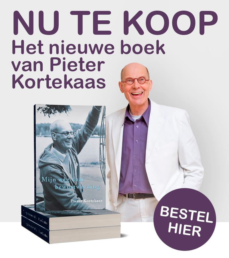 Mijn Weg Naar Bewustwording - Het nieuwe boek van Pieter Kortekaas